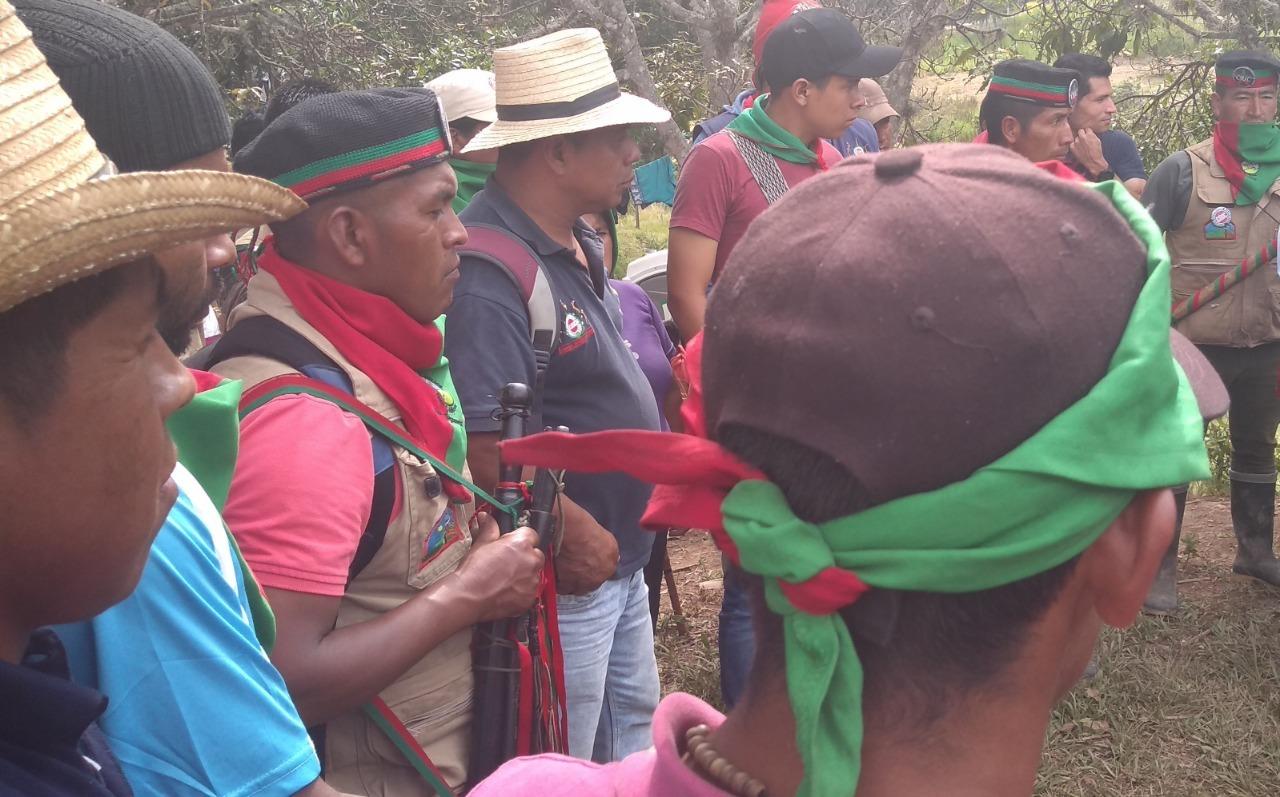 Desde Tierradentro, la voz de apoyo a la lucha de los hermanos indígenas del Ecuador