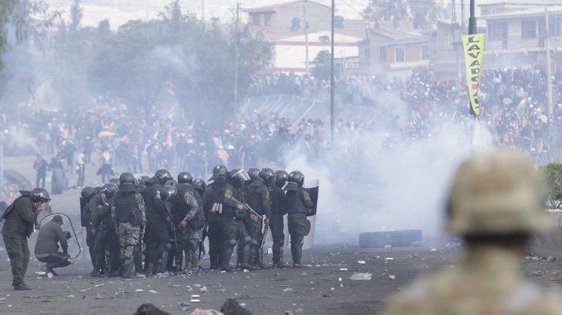 La CIDH visitará Bolivia para investigar la violación de derechos humanos