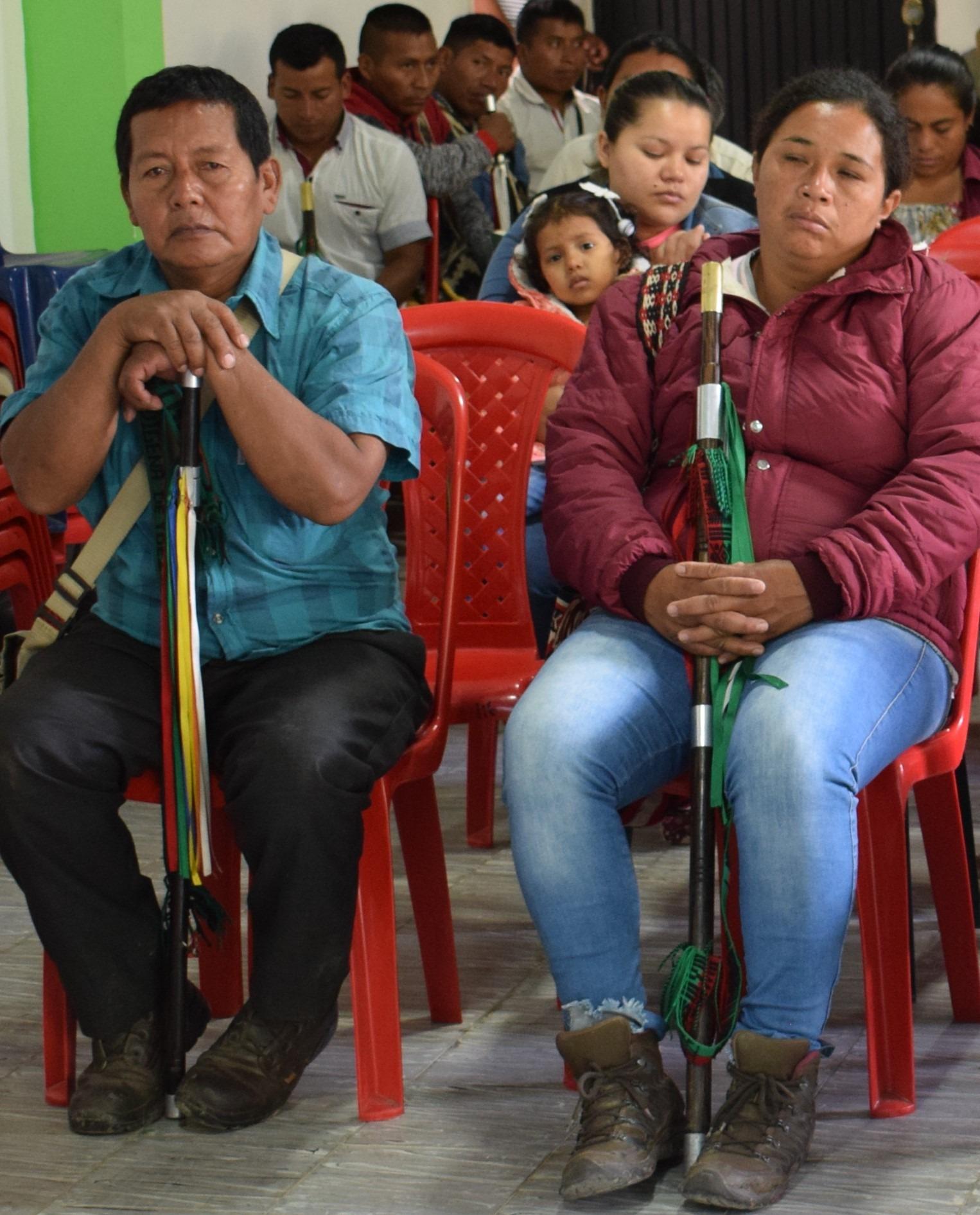 Informe político y Administrativo de la AIC en Tierradentro
