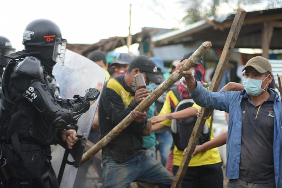 S.O,S  Tres personas fallecidas de comunidades indígenas en Leticia-Amazonia