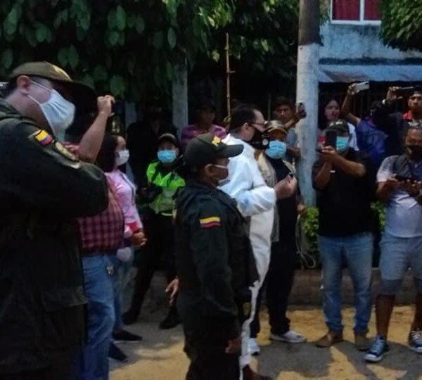 Desalojo de comunidad indígena, ya hay varios heridos en Leticia – Amazonas.