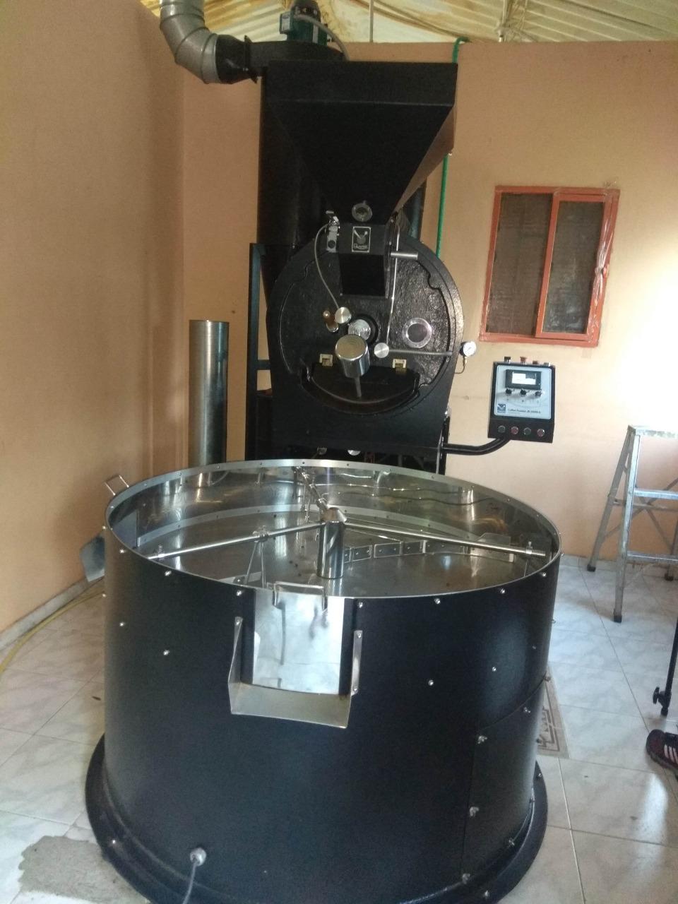 El proyecto café pilamu en Tierradentro fue visitado por la Unión Europea.