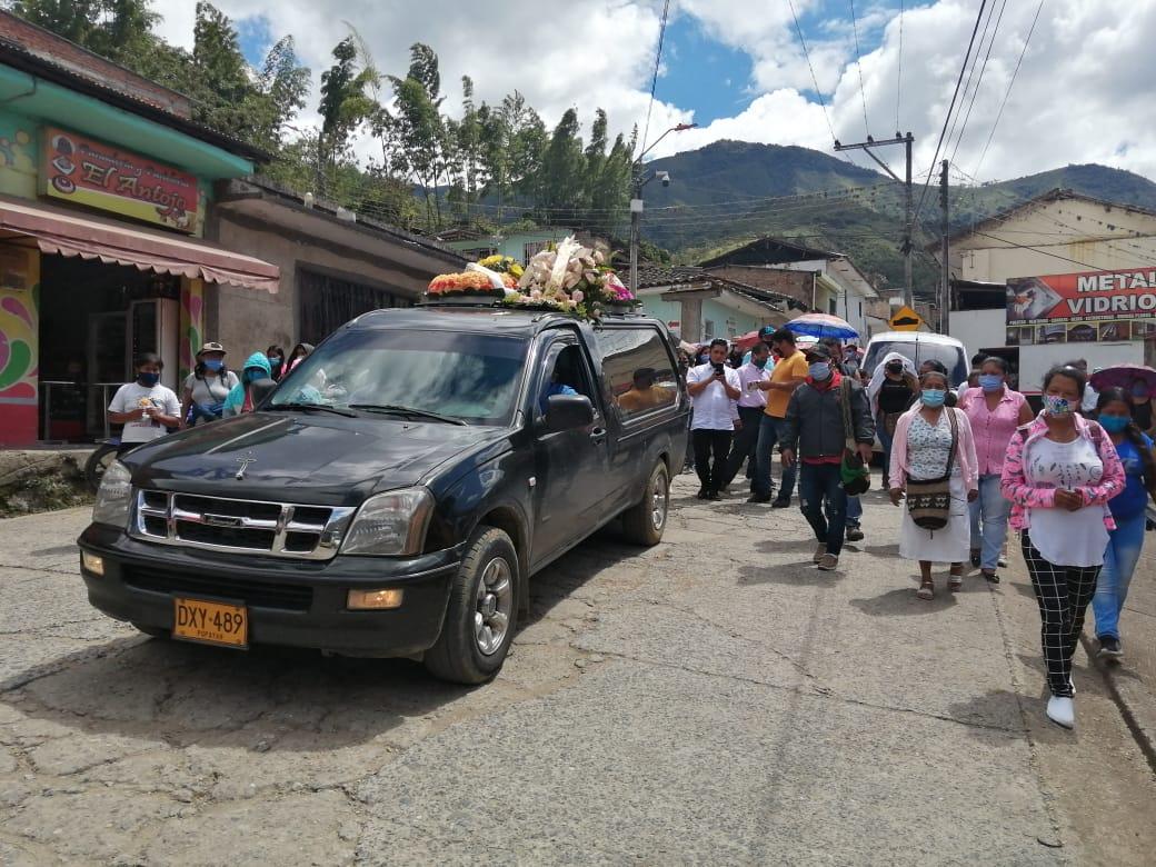 Hoy parte uno de nuestros líderes, impulsor y precursor del movimiento indígena en Páez.