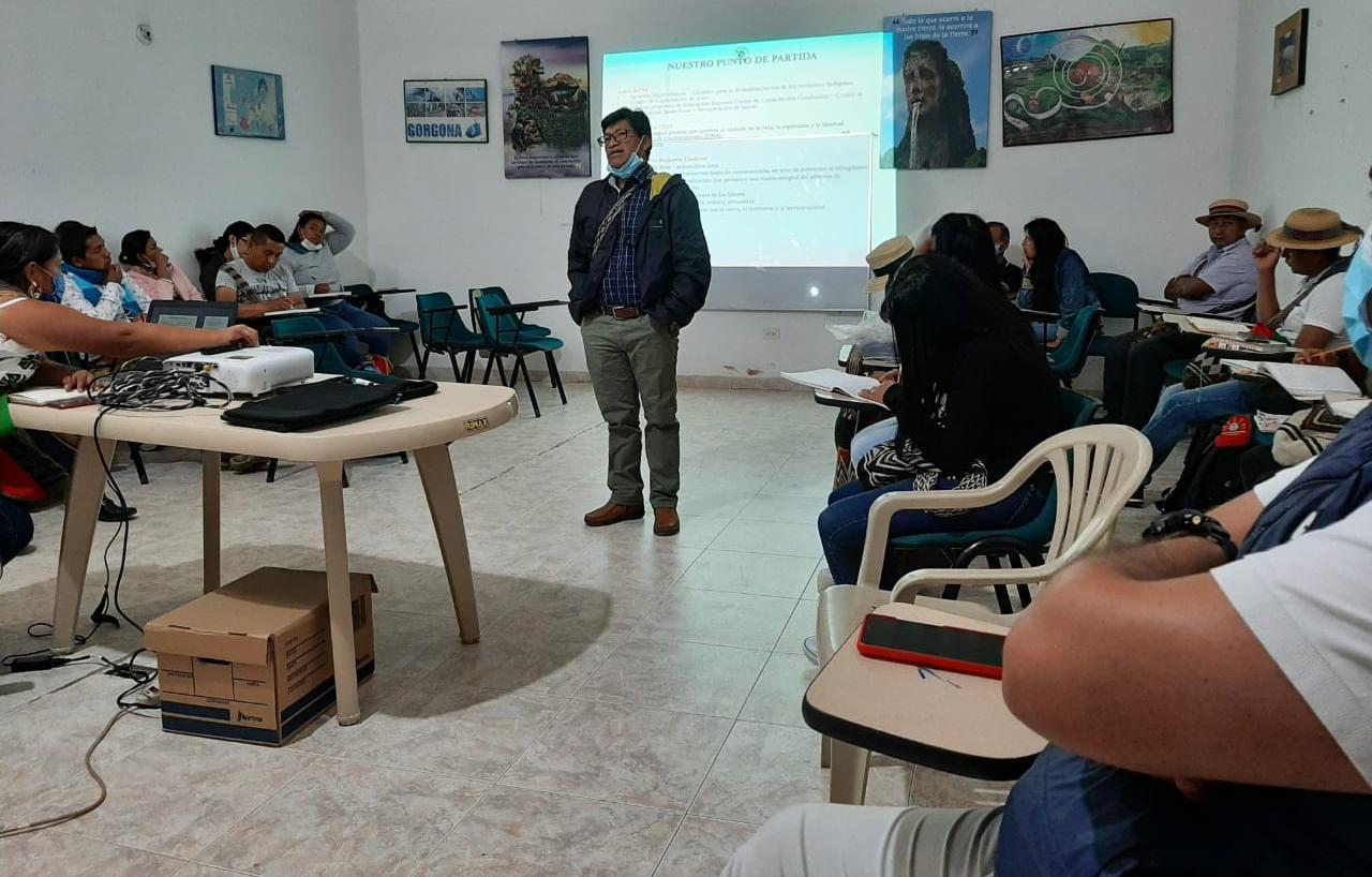 Contextualización política y estrategias para fortalecer la educación Propia-Nasa Çxha çxha.