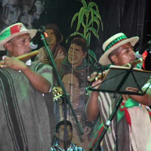 Actos culturales amenizan conmemoración de los 50 años del CRIC