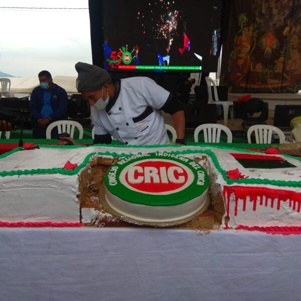 Desde muy temprano se dio inicio a las actividades para la celebración de los 50 del CRIC