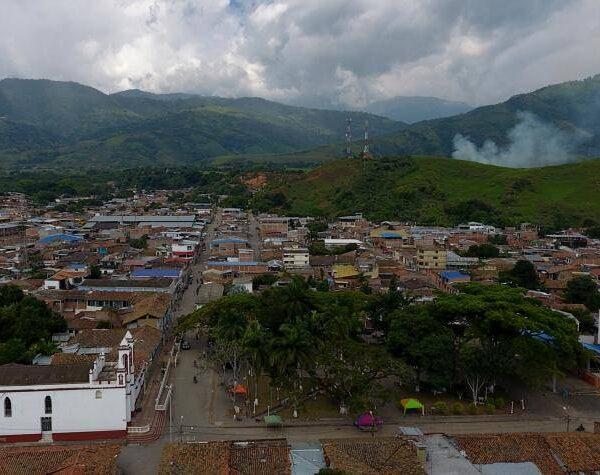 Hostigamiento en Caloto Cauca