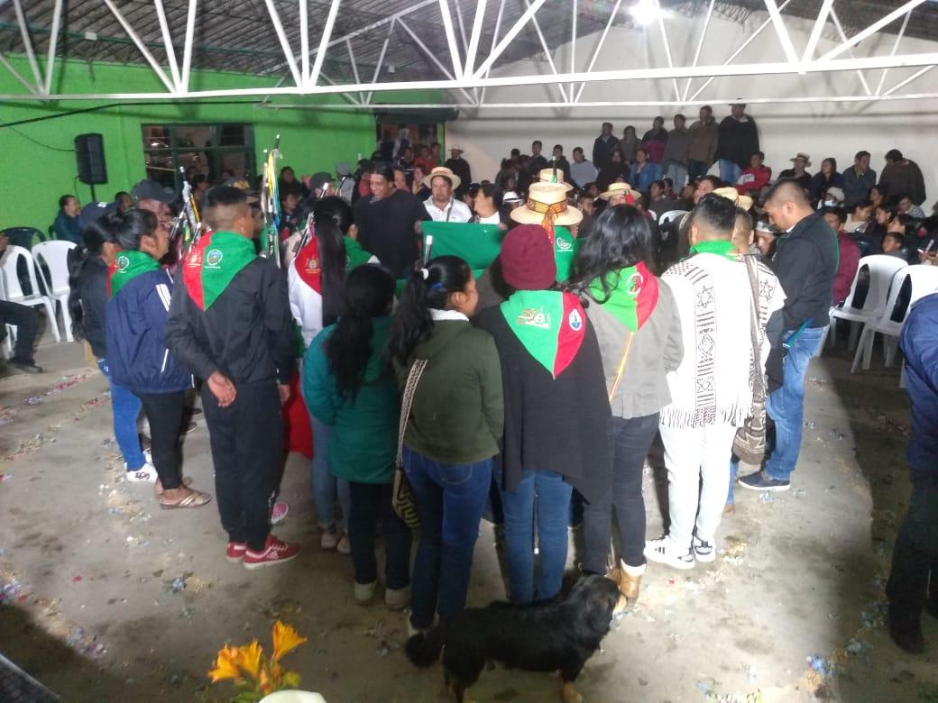 Territorio de Mosoco se prepara para el XVl Congreso del CRIC