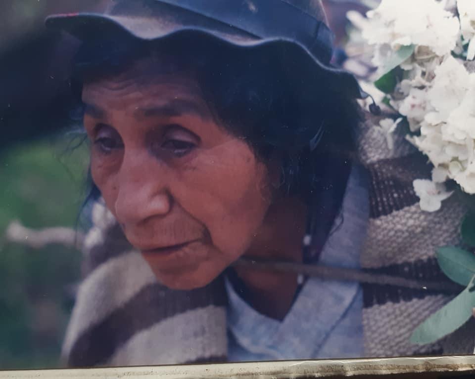 Mosoco llora la partida de la mayora «lolita o la abuela Mercedes»