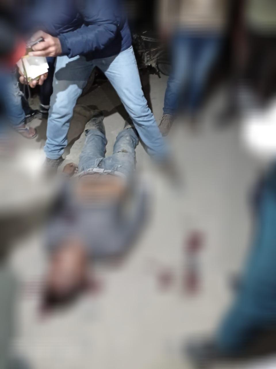 Hechos de asesinato en el puente de Juntas, Páez