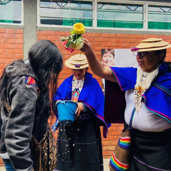 """""""Seguimos conmemorando para no olvidar"""" Día internacional de la mujer indígena"""