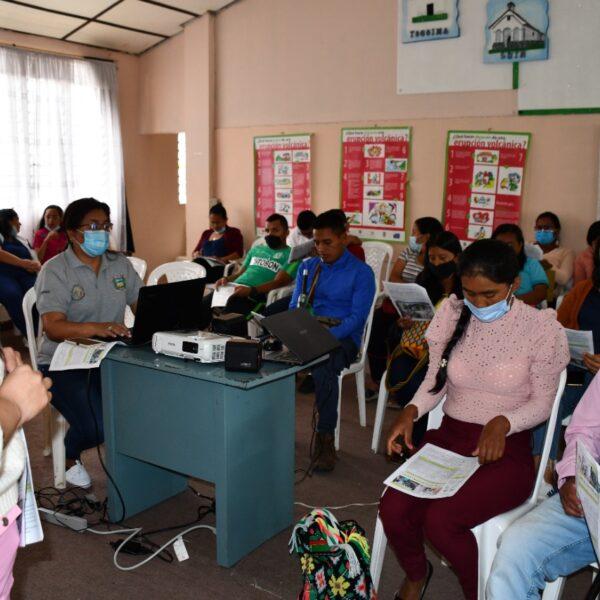 Alcaldía y Nasa ÇxhaÇxha lideran 'jornada de salud mental' en el municipio de Páez