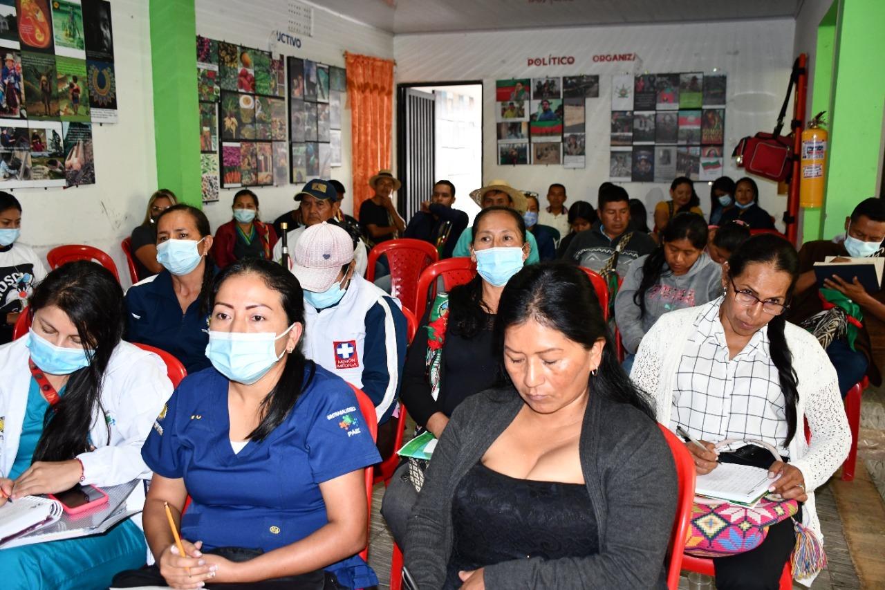 Por el buen vivir, evaluación de redes de prestación en servicios de salud en Páez.